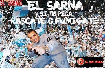 El Sarna - Nuevos Temas 2010 (x4) EL ADRIMUSIC   Cumbia