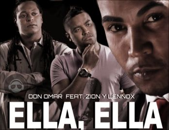 Don Omar Ft Zion y Lennox - Ella Ella (Remix Deejay Slash) | General
