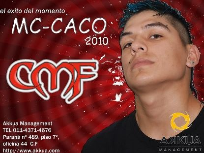Mc Caco - Difusion Abril 2011 (x6) HAMSTER RECORDS   Cumbia