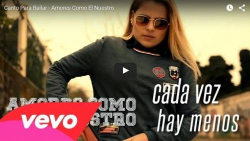 Canto Para Bailar cumbia uruguaya