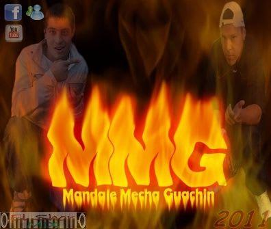 Mandale Mecha Guachin (M.M.G) - Me Estas Volviendo Loko [Nuevo Junio 2011] | Cumbia