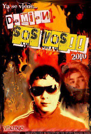 Damian Sos Vos - Difusion [2010]   Cumbia