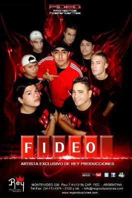 Me Dicen Fideo - Difusion Mayo 2011 (x2) | Cumbia