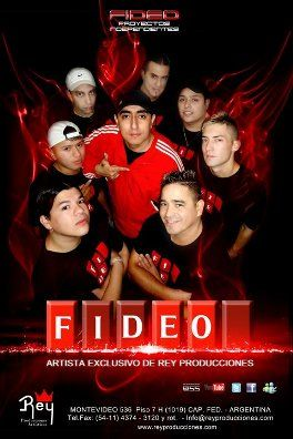 Me Dicen Fideo - Difusion Mayo 2011 (x2)   Cumbia
