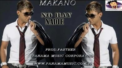 Makano - No Hay Nadie (2010) [PANAMA MUSIC]   General