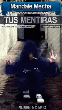 Mandale Mecha - Tus Mentiras [Nuevo Junio 2011] | Cumbia