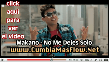 Video: Makano - No Me Dejes Solo [2010] PANAMA MUSIC | General