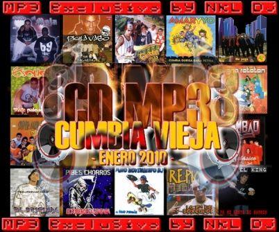 Cumbia Vieja - Enero 2010 (by NkL Dj) | Cumbia