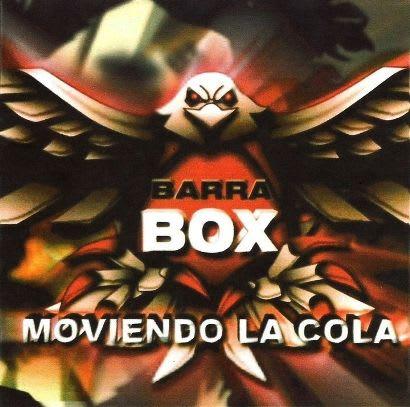 Barrabox - Moviendo La Cola (2010) @320   Cumbia