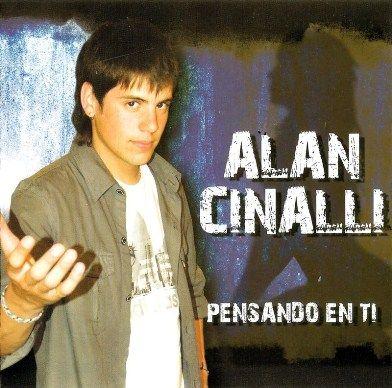 Alan Cinalli - Pensando En Ti (2011) @ 320   Cumbia