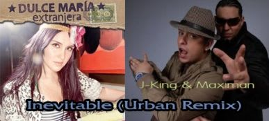 Dulce Maria Ft. J-King & Maximan - Inevitable (Official Remix) | General