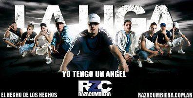 La Liga - Yo Tengo Un Angel [Nuevo 2011] | Cumbia