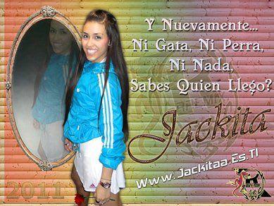 Jackita - La Hinchada Que Manda (Exclusivo Para Uruguay) | Cumbia