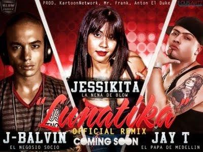 J Balvin Ft. JayT y Jessikita - Lunatica (Official Remix) | General