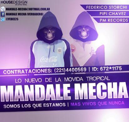 Mandale Mecha