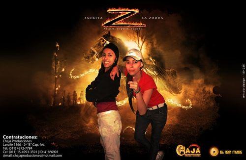 Jackita La Zorra y La Silver Chance - Tuve Ganas [2010] | Cumbia