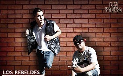 Los Rebeldes - Yo Por Vos