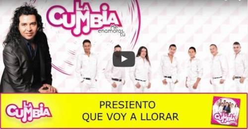 lo nuevo de grupo la cumbia 2015