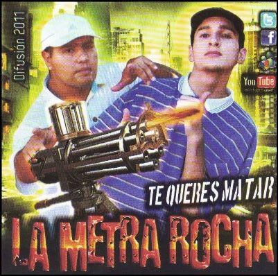 La Metra Rocha - Te Queres Matar (Difusion 2011) | Cumbia
