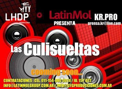 Las Culisueltas - Rakataka (Ft. Krass) | Cumbia