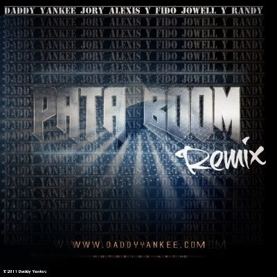Daddy Yankee - Pata Boom (Remix) (Ft. Jory, Alexis & Fido y Jowell & Randy) | General