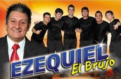 El Brujo Ezequiel - Difusion Octubre 2011 (x4) | Cumbia