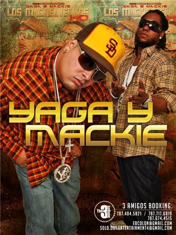 Yaga y Mackie