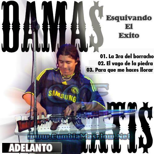 Damas Gratis - Esquivando El Exito (Adelanto) | Cumbia