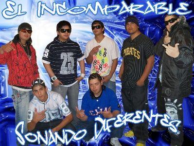 El Incomparable - Sonando Diferentes [2010] | Cumbia