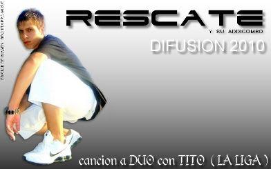 Rescate y Su Addicombo - Seguire Adelante (con La Liga) [2010]   Cumbia