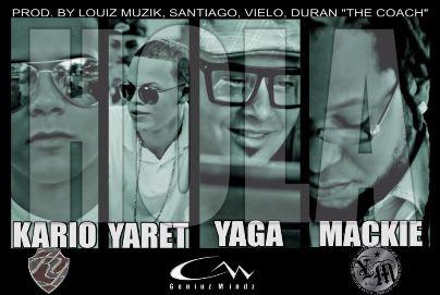 Kario y Yaret Ft Yaga y Mackie - Hola   General