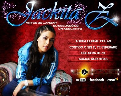 Jackita La Zorra - Difusion Abril 2011 (x4) EL ADRI MUSIC | Cumbia