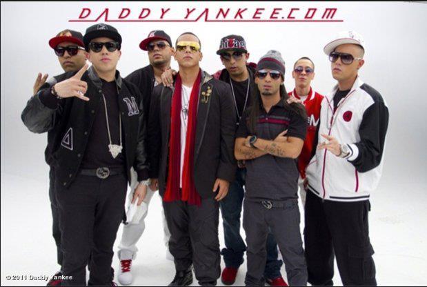 Daddy Yankee Ft. Baby Rasta & Gringo, Arcangel, Ñengo Flow, Kendo Kaponi, De la Ghetto, Alex Kyza y Farruko - Llegamos A La Disco (Video Oficial)