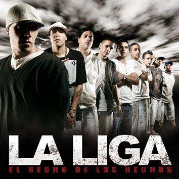 La Liga – El Hecho De Los Hechos (2010) @ 320   Cumbia