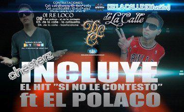 De La Calle - Difusion Marzo 2011 (x4) | Cumbia