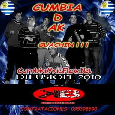 Cumbia De AK - Pa Ponerse A Bailar (KB Records) [2010] | Cumbia