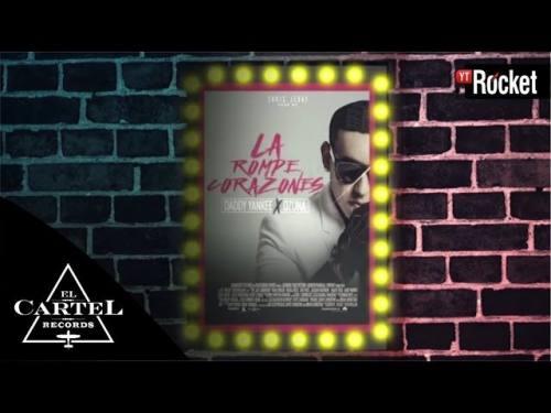 Daddy Yankee Ft. Ozuna - La Rompe Corazones (Video Lyric Oficial + MP3) | Daddy Yankee 2017