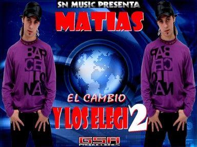 Matias y Los Elegidos - Enamorado De Ti (Nuevo Tema 2010) | Cumbia