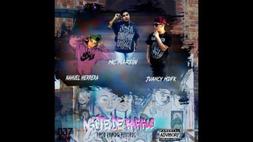 Agite De Barrio - Rap Villero | Agite De Barrio Rap Villero