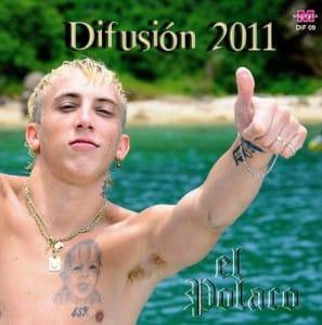 El Polaco – En Tus Manos [CD Difusion - Magenta Discos] (2011) | Cumbia