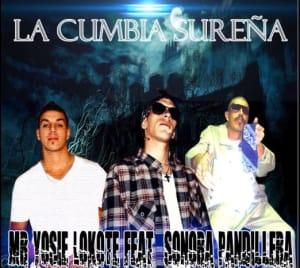 Mr. Yosie Lokote Ft. Sonora Pandillera - La Cumbia Sureña (Diciembre 2012) | Cumbia
