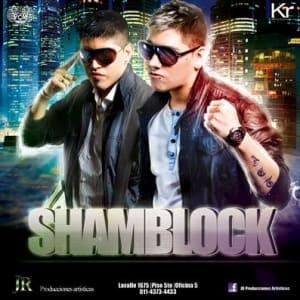Shamblock - Difusion Enero 2012 (x2)   Cumbia