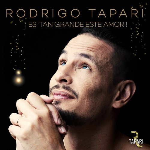 Rodrigo Tapari disco album cd
