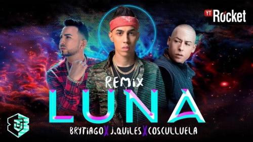Brytiago Ft. Cosculluela y Justin Quiles - Luna   Cosculluela