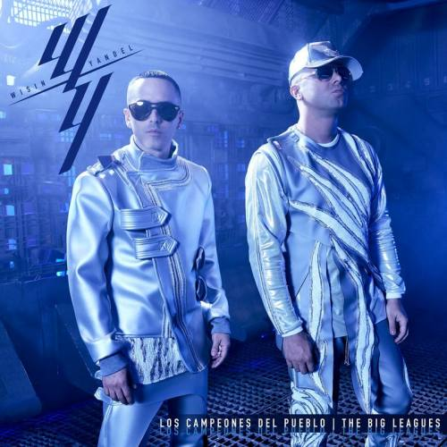 Wisin & Yandel cd album 2018