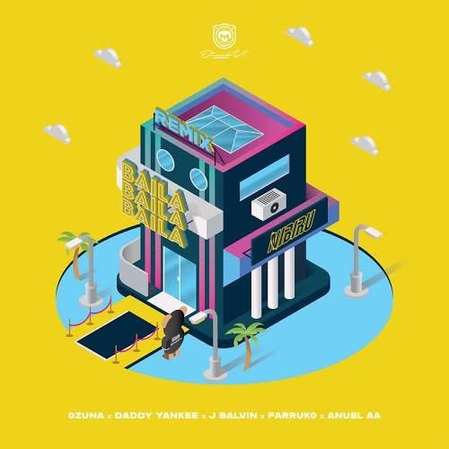 Ozuna ft Daddy Yankee, J Balvin, Farruko y Anuel AA - Baila Baila Baila (Remix) | Farruko