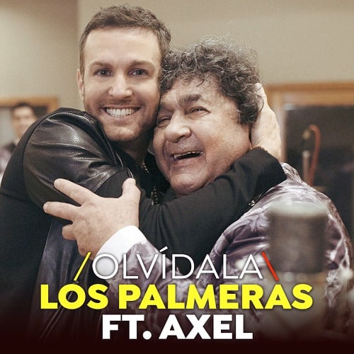 Los Palmeras y Axel
