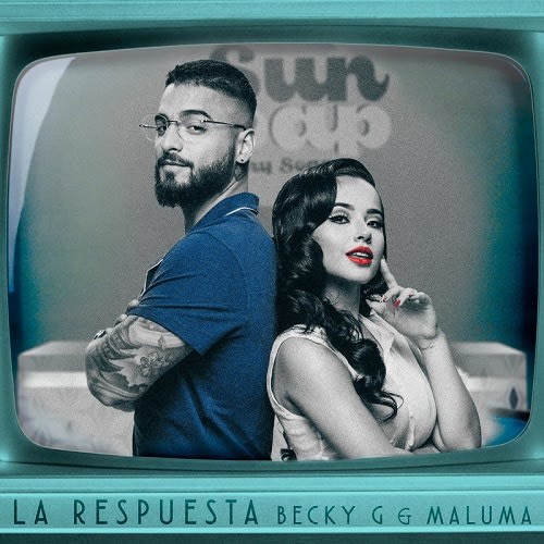 Becky G y Maluma