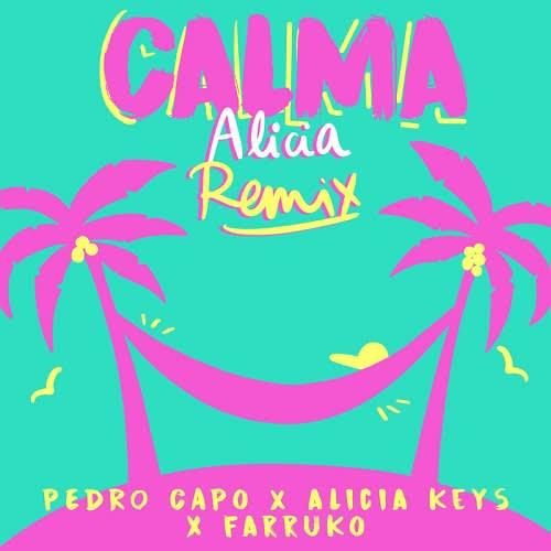 calma remix