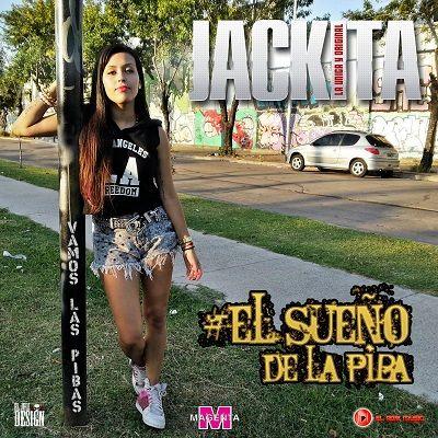disco nuevo de jackita